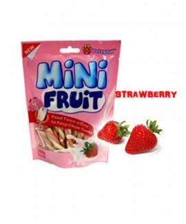 Mini Fruit Strawberry-Dog Chews 130 gms