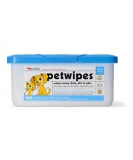 Petkin Petwipes 100 Wipes