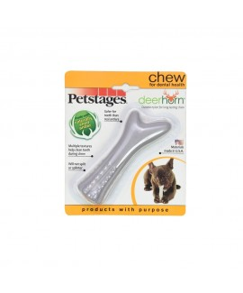 Petstages Deerhorn Durable Chew Toy