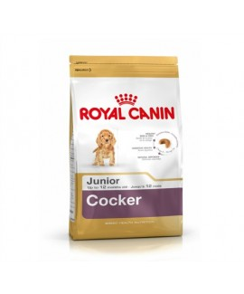 Royal Canin Cocker Junior 3 kg Puppy Food