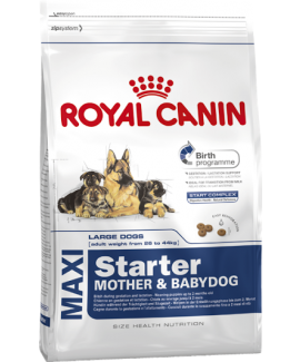 15Kgs Royal Canin Maxi Starter Mother Baby dog Food