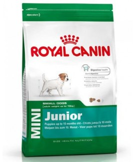 Royal Canin Mini Junior-Dog Food 4kgs