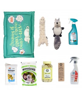 Wags and Woofs Puppy Hamper