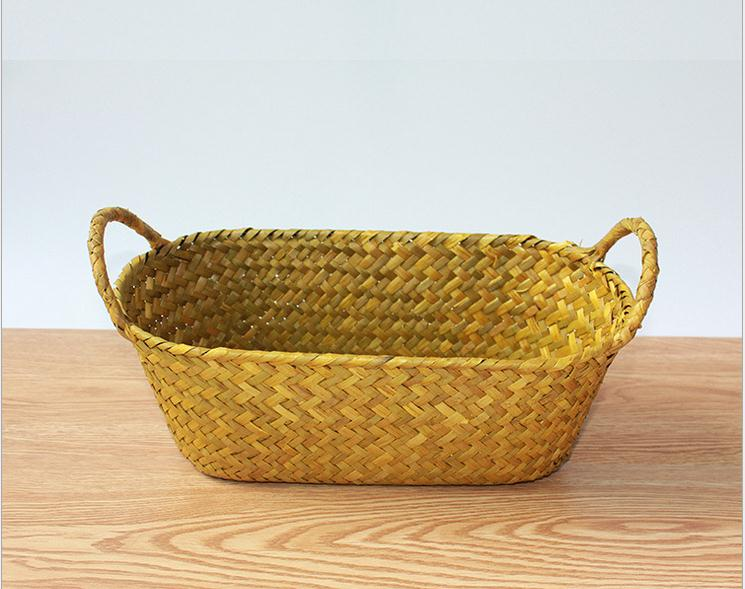 rattan basket small from storage box.htm hand woven grass s storage basket manufacturer in china by kunshan  hand woven grass s storage basket