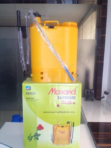 Masand Supreme Mirchi Knapsack Sprayer