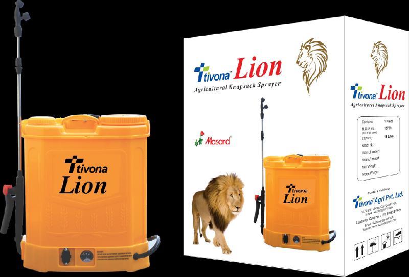 Tivona Lion Knapsack Sprayer