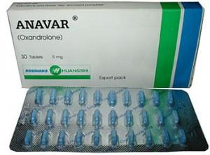 Anavar Capsules