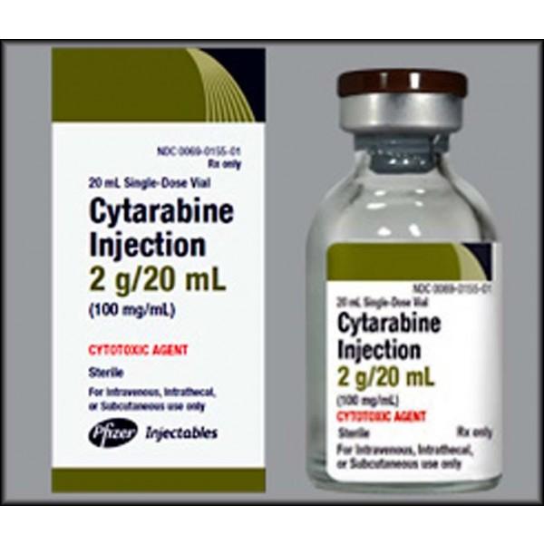 Cytarabine Injection Cytarabine Injection M...