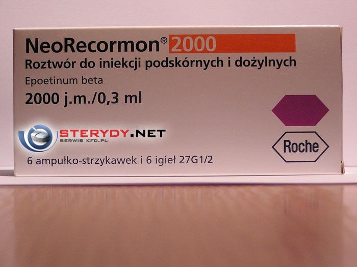 Neorecormon Epoetin Beta Injection