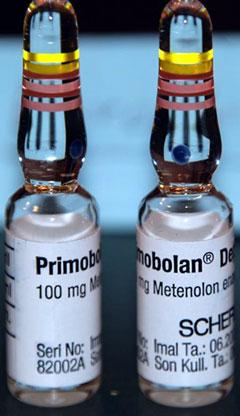 Primobolan Enanthate Injection