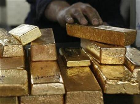 24 carats Raw GOLD