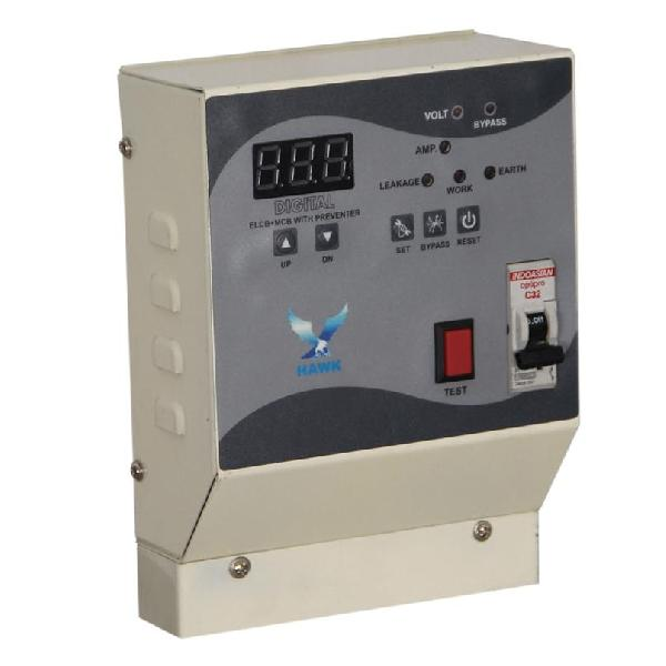Single Phase Earth Leakage Circuit Breaker