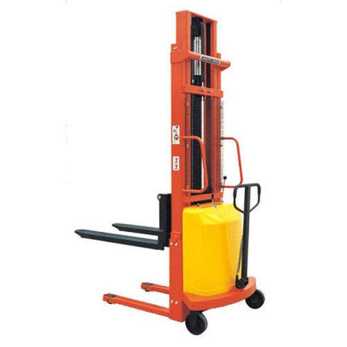 Semi Electric Pallet Stacker
