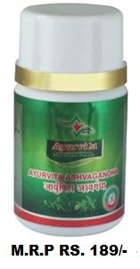 Ayurvita Ashwagandha Tablets
