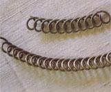 GALVANISED SPRING STEEL WIRE