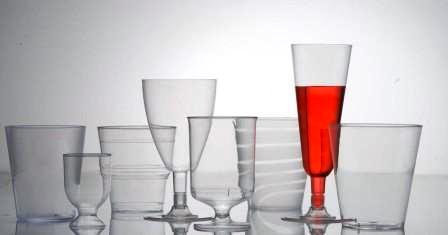 disposable juice glasses