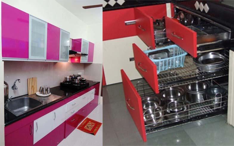 Products kitchen trolley manufacturer inbilimora gujarat for Designs of kitchen trolleys