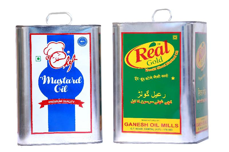 Services - Tin Container Screen Printing Service from Punjab India