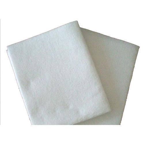 White Needle Punch Fabric