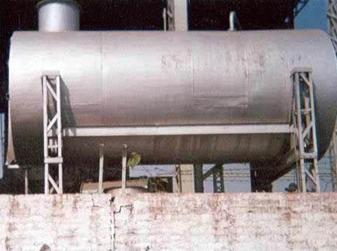 Furnace Oil Storage Tanks