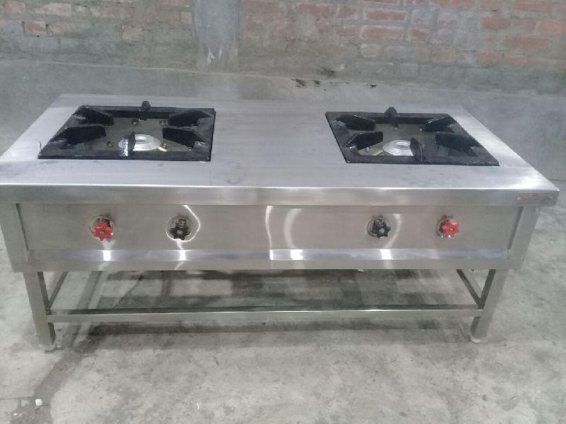 Two Burner Gas Stove