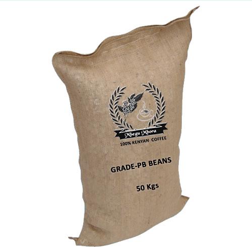 Mbegu Mbora PB FAQ Coffee Beans