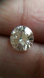 Off White Moissanite Diamonds (FDM01)