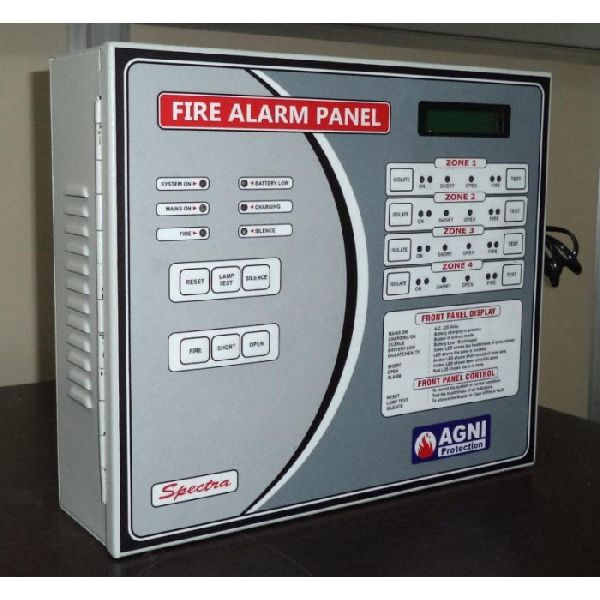 Services - Fire Alarm System Installation from Panipat Haryana India