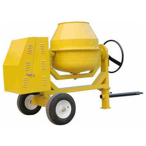Concrete Mixer Machine Without Lift