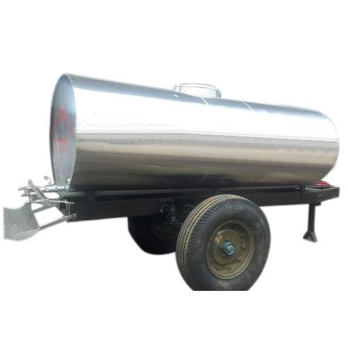 Stainless Steel Water Tankers