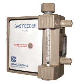 Gas Chlorination System (Gas Feeders-Vacuum)