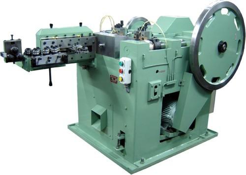 coil nail machine
