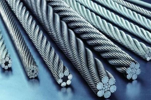 Multi Strand Multi Core Industrial Wire Rope Manufacturer in ...