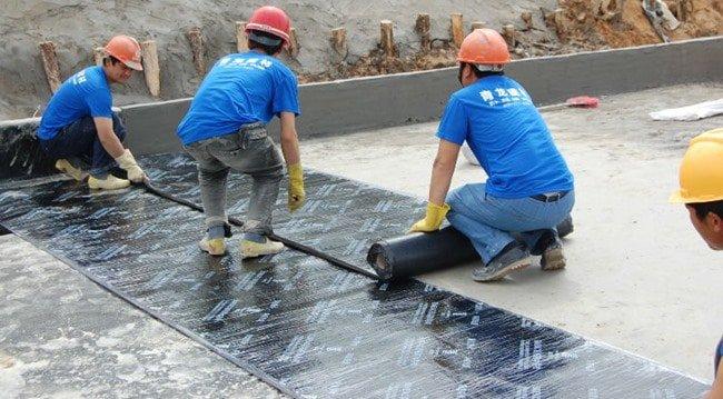 Bituminous Waterproofing Membrane Service