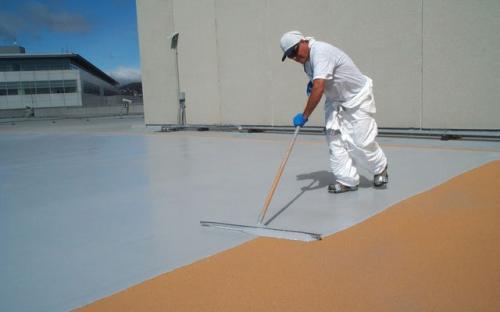 Liquid Waterproofing Membrane Services