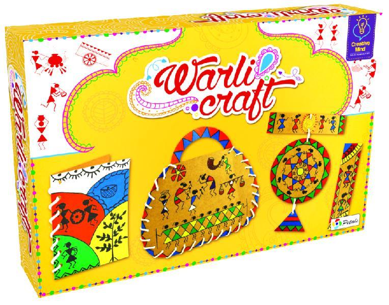 Warli Craft Diy Kit Manufacturer In Mumbai Maharashtra India By