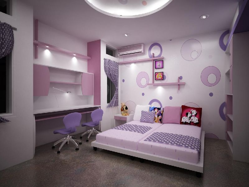 Services Children Bedroom Interior Designing Services From Delhi India By World Max Interior Id 3631612