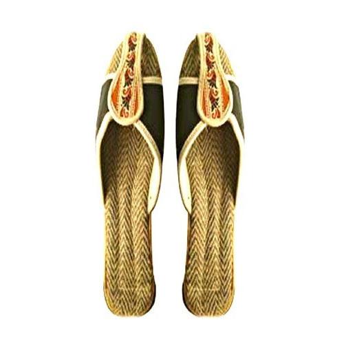 Ladies Fancy Jute Sandal