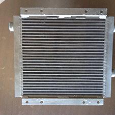 aluminum brazed plate coolers