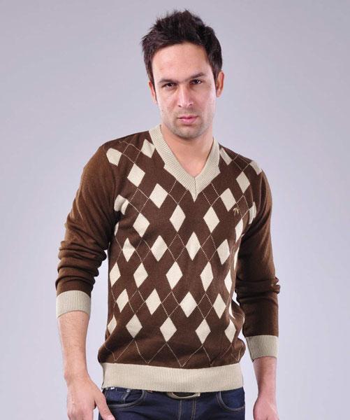 Sweater (SK-104-Coffee)