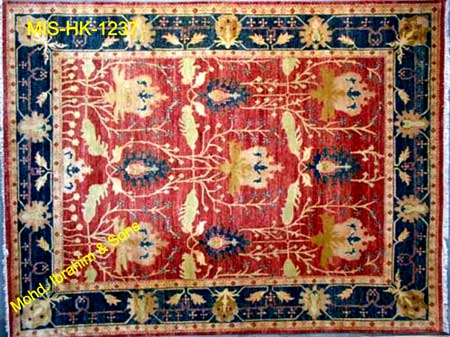 Hand Knotted Persian Carpets (MIS-HK-1237)