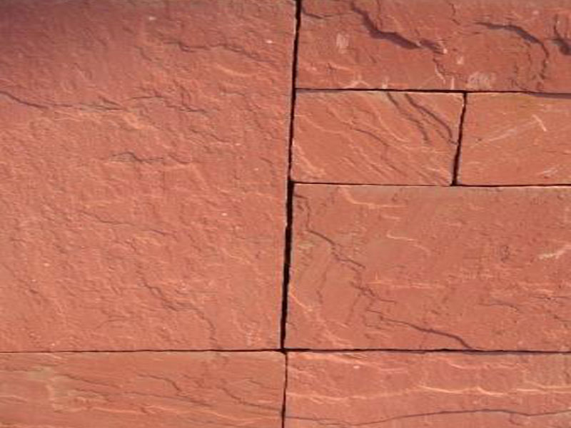 Agra Red Sand Stone Tiles