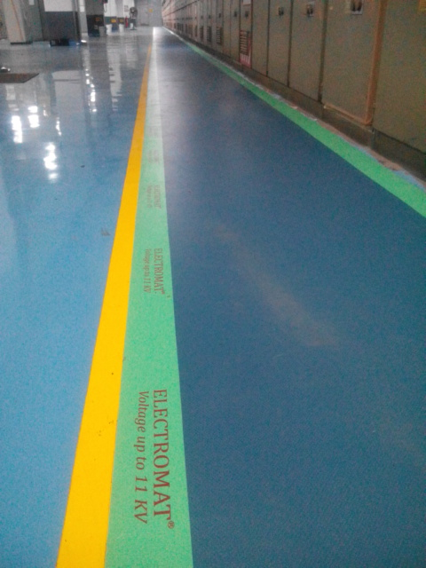 Electromats High Voltage Insulating Mat