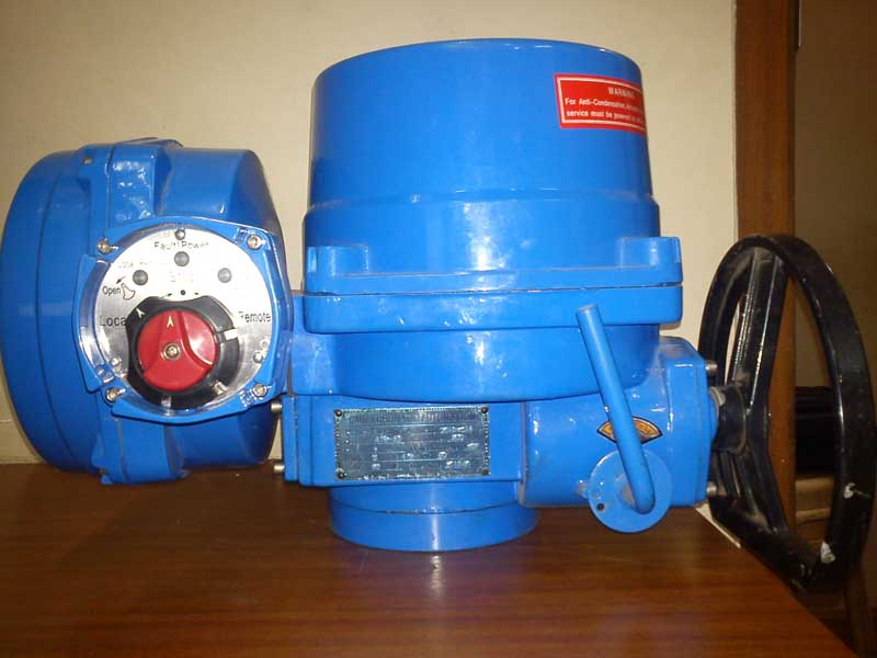 Digital Electrical Actuator (ATQ IN)