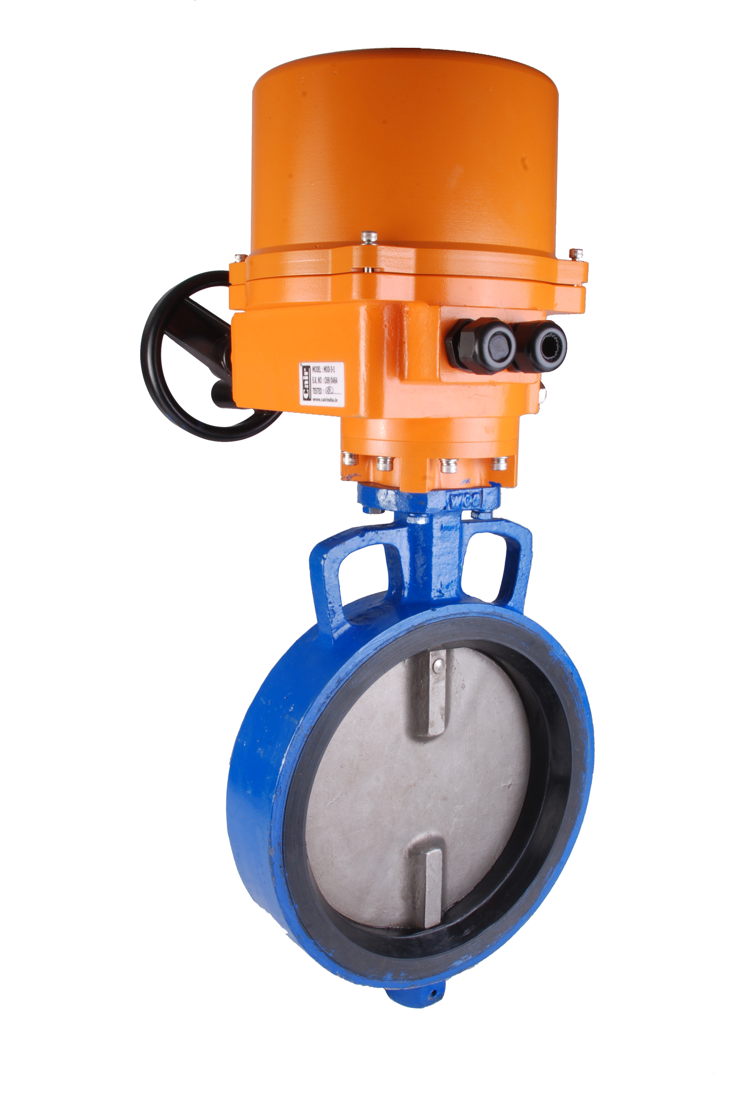 Electric Butterfly Valve Actuator Manufacturer
