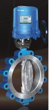 Electrical Actuator Butterfly Valve (mov butterfly valve)