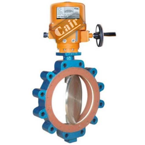 Electrical Butterfly Valve Actuator (MOD BFV)