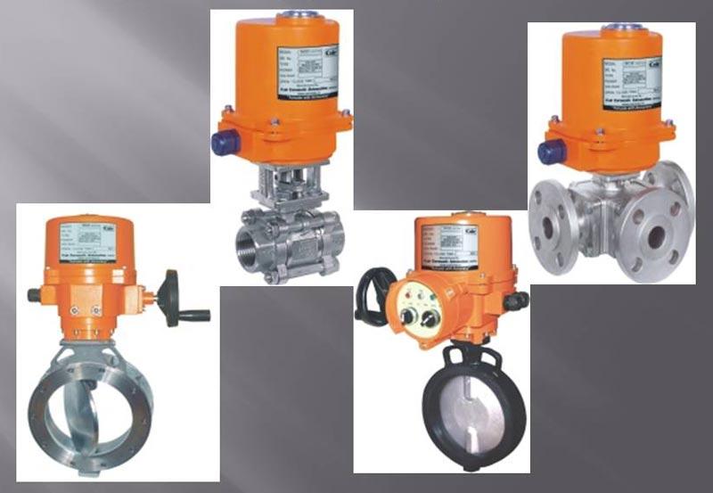 Fail Safe Electric Actuators Manufacturer & Exporters from