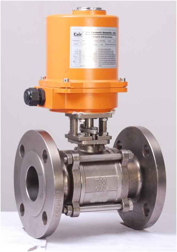 motorized actuated ball valve manufacturer manufacturer
