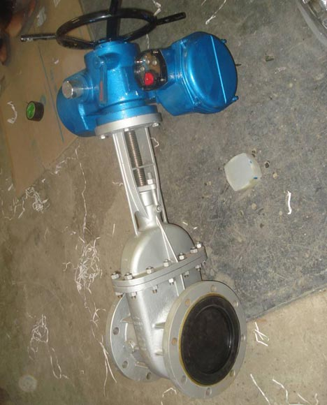Rotork Type Multi Turn Electrical Actuator (ATM-IN GV)